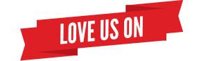 Love us on